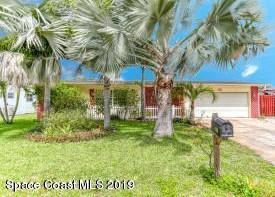 450 Cassia Boulevard, Satellite Beach, FL 32937 (MLS #839515) :: Premium Properties Real Estate Services