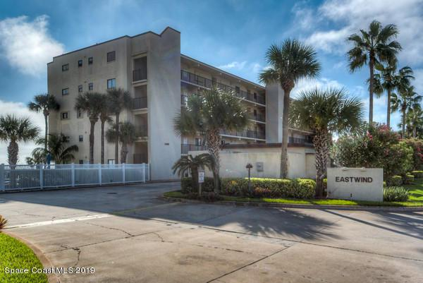 1455 Highway A1a #408, Satellite Beach, FL 32937 (MLS #840002) :: Pamela Myers Realty