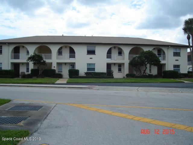 1057 Small Court #22, Indian Harbour Beach, FL 32937 (MLS #841775) :: Pamela Myers Realty