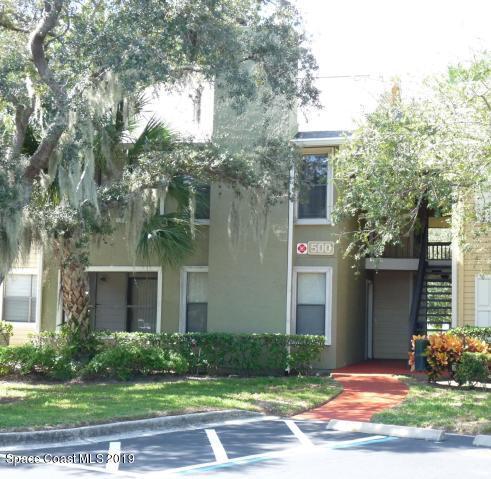 225 S Tropical Trail #503, Merritt Island, FL 32952 (MLS #842753) :: Blue Marlin Real Estate