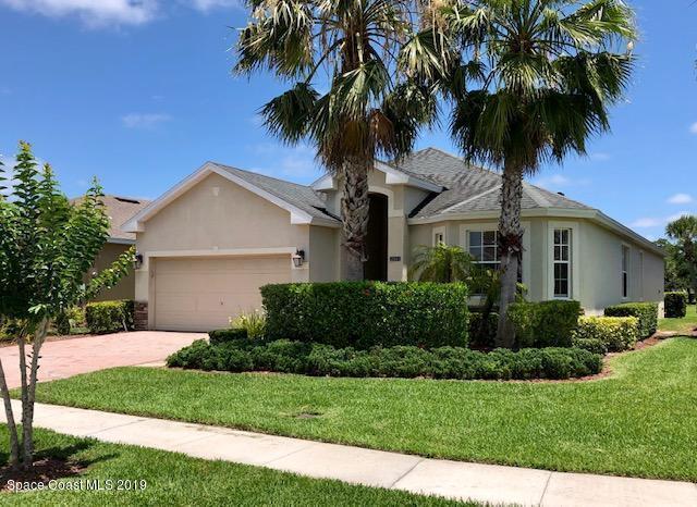 2331 Trail Ridge Court SE, Palm Bay, FL 32909 (MLS #845885) :: Pamela Myers Realty