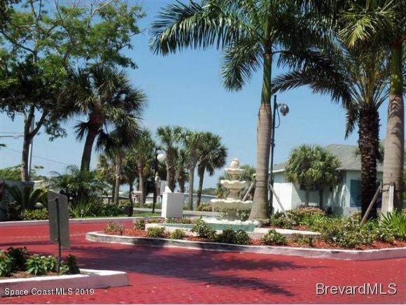 115 Ocean Park Lane #290, Cape Canaveral, FL 32920 (MLS #854180) :: Pamela Myers Realty