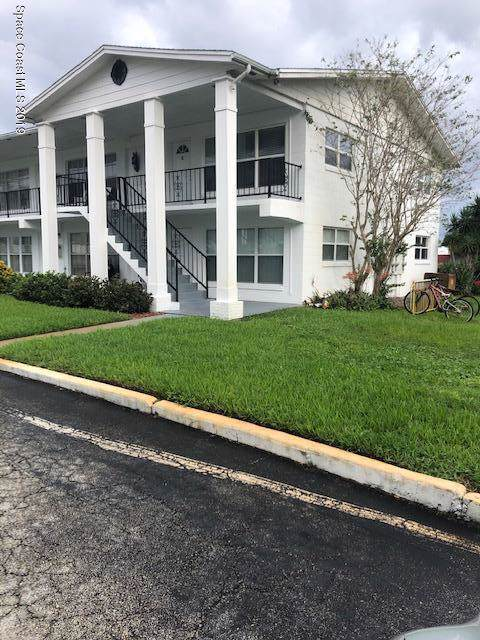 3751 S Hopkins Avenue #5, Titusville, FL 32780 (MLS #859220) :: Premium Properties Real Estate Services