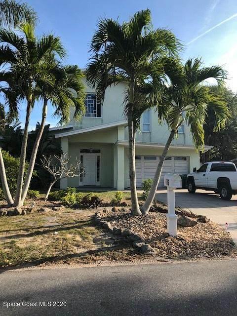 405 3rd Avenue, Melbourne Beach, FL 32951 (MLS #867500) :: Blue Marlin Real Estate