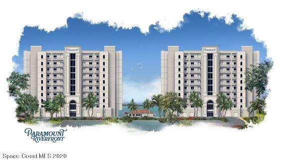1435 S Harbor City Boulevard #401, Melbourne, FL 32901 (MLS #868811) :: Blue Marlin Real Estate