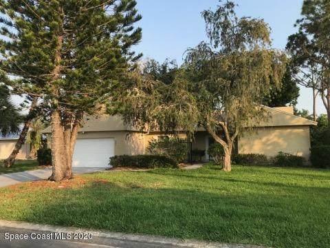 841 Preston Trl, Melbourne, FL 32940 (MLS #872355) :: Blue Marlin Real Estate