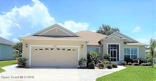 1807 Plata Court, Rockledge, FL 32955 (MLS #877301) :: Blue Marlin Real Estate