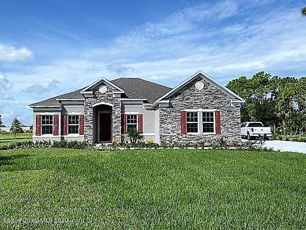 1808 Winding Ridge Circle SE, Palm Bay, FL 32909 (MLS #878152) :: Coldwell Banker Realty