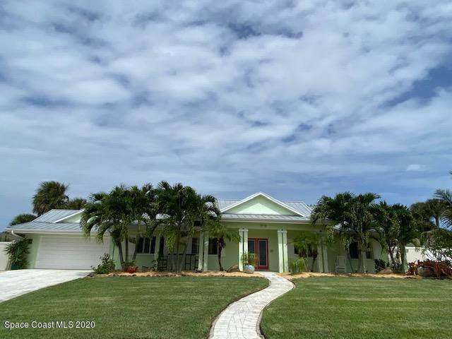 312 10th Terrace, Indialantic, FL 32903 (MLS #885767) :: Engel & Voelkers Melbourne Central