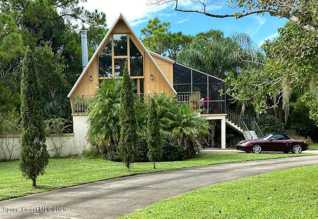 2310 Homestead Lane, Malabar, FL 32950 (MLS #887270) :: Premium Properties Real Estate Services