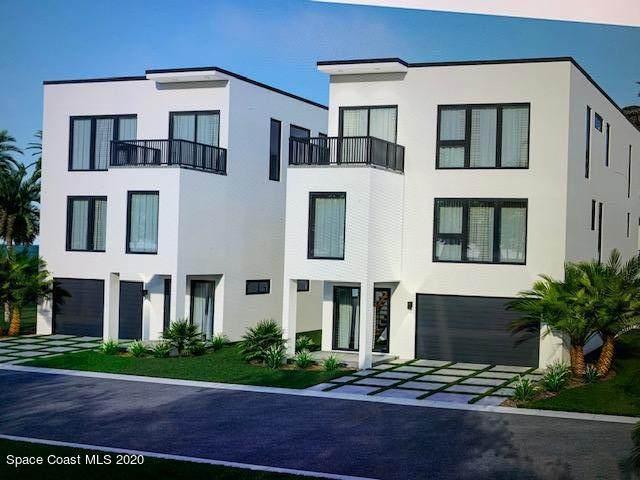 3121 S Highway A1a, Melbourne Beach, FL 32951 (MLS #892092) :: Blue Marlin Real Estate