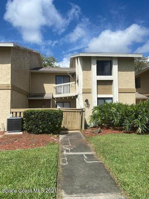1020 Abada Court NE #108, Palm Bay, FL 32905 (MLS #907179) :: Engel & Voelkers Melbourne Central