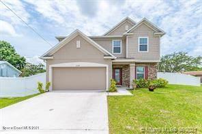 2124 Paoli Drive NE, Palm Bay, FL 32907 (MLS #909078) :: Blue Marlin Real Estate