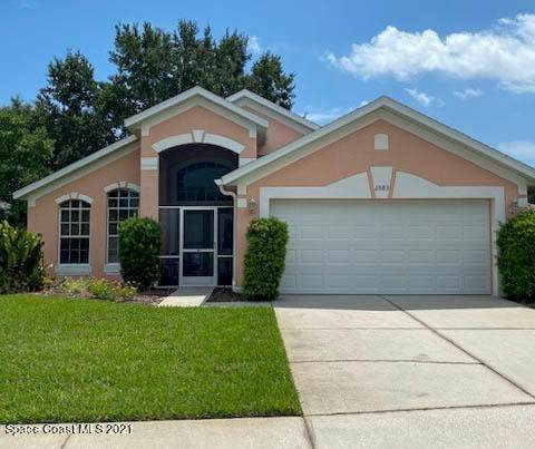 2583 Hudson Avenue, Merritt Island, FL 32952 (MLS #911471) :: Keller Williams Realty Brevard