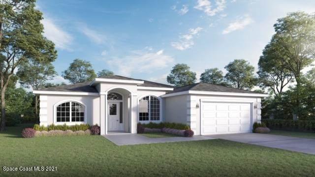 295 San Marino Road SW, Palm Bay, FL 32908 (MLS #911897) :: Vacasa Real Estate