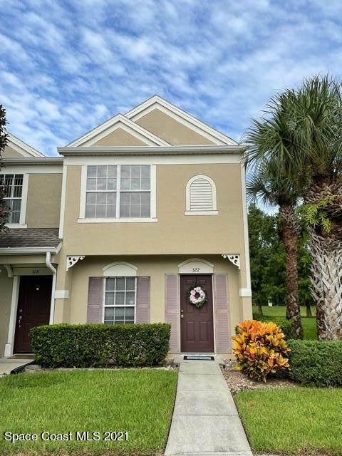 322 Steeplechase Lane, Melbourne, FL 32940 (MLS #914322) :: Blue Marlin Real Estate