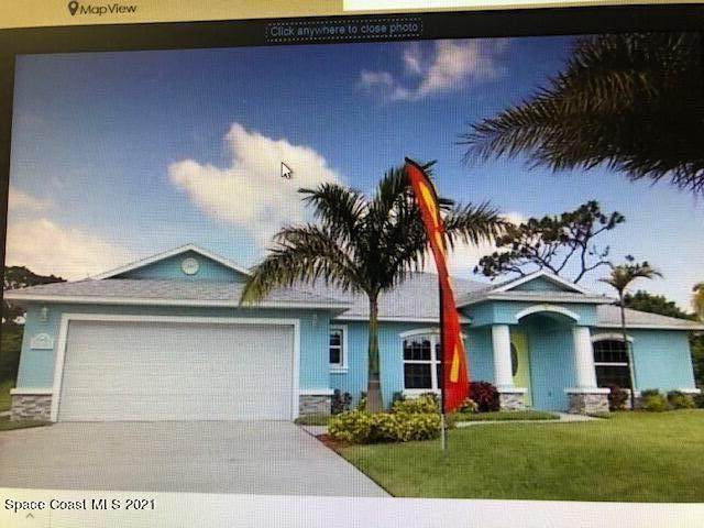 2144 Emerson Drive SE, Palm Bay, FL 32909 (MLS #916369) :: Keller Williams Realty Brevard