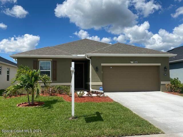 1295 Potenza Drive, West Melbourne, FL 32904 (MLS #916854) :: Vacasa Real Estate