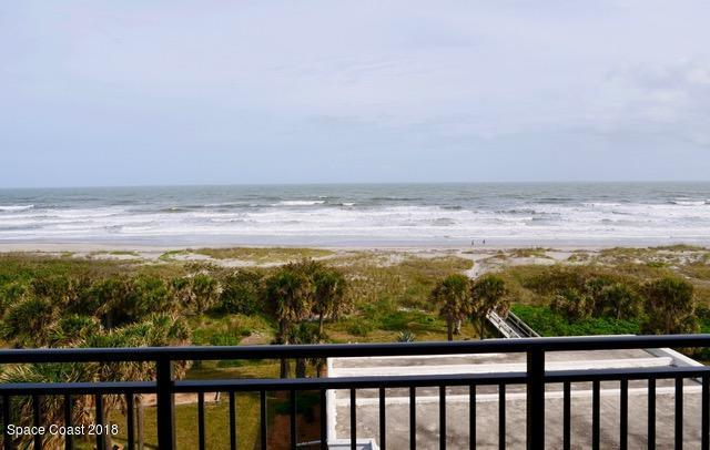 2100 N Atlantic Avenue #603, Cocoa Beach, FL 32931 (MLS #801588) :: Pamela Myers Realty