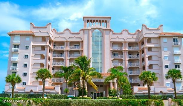 2075 Highway A1a #2705, Indian Harbour Beach, FL 32937 (MLS #811977) :: Pamela Myers Realty