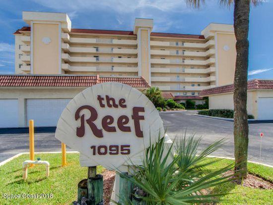1095 N Hwy A1a #407, Indialantic, FL 32903 (MLS #817323) :: Better Homes and Gardens Real Estate Star