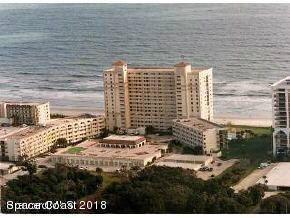 830 N Atlantic Avenue B606, Cocoa Beach, FL 32931 (MLS #819929) :: Pamela Myers Realty