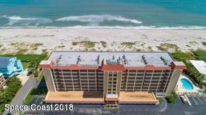 2815 S Atlantic Avenue #505, Cocoa Beach, FL 32931 (MLS #820717) :: Premium Properties Real Estate Services
