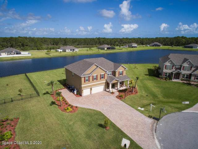 2026 Grant Lake Place, Grant Valkaria, FL 32949 (MLS #857332) :: Engel & Voelkers Melbourne Central