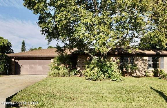 434 Biscayne Avenue NW #110, Palm Bay, FL 32907 (MLS #886287) :: Blue Marlin Real Estate