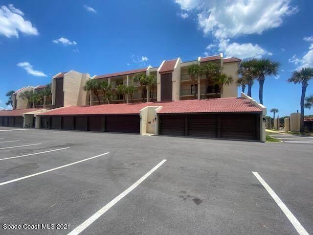 155 Highway A1a #407, Satellite Beach, FL 32937 (MLS #907469) :: Engel & Voelkers Melbourne Central