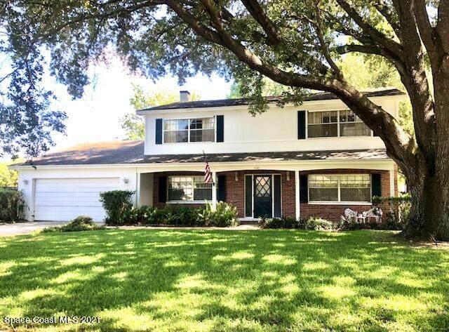 4180 Grovewood Lane, Titusville, FL 32780 (MLS #909694) :: Blue Marlin Real Estate