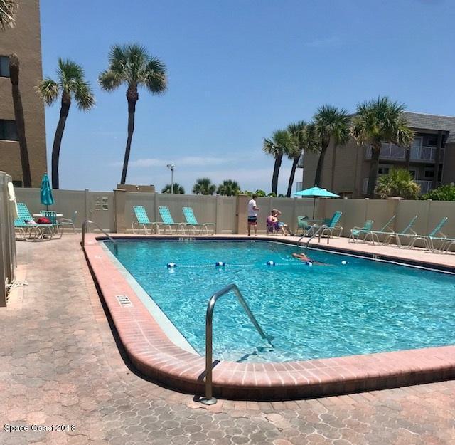 3170 N Atlantic Avenue #111, Cocoa Beach, FL 32931 (MLS #818796) :: Pamela Myers Realty