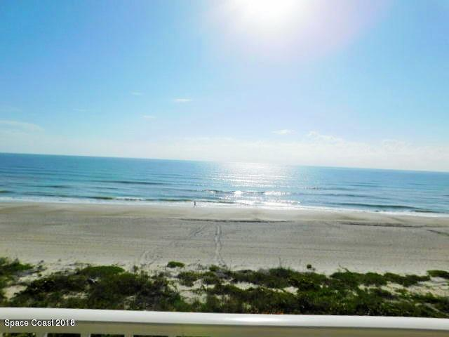 1095 N Hwy A1a #404, Indialantic, FL 32903 (MLS #833315) :: Pamela Myers Realty