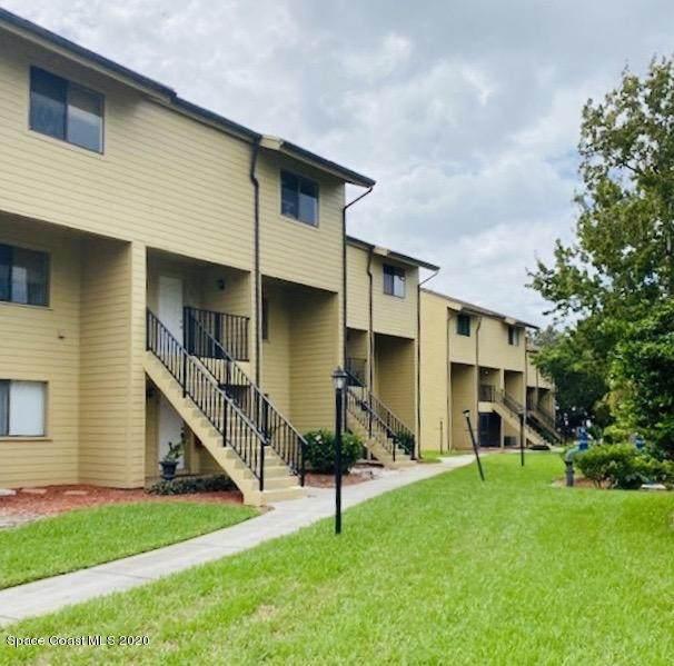 441 N Harbor City Boulevard A 16, Melbourne, FL 32935 (MLS #881731) :: Coldwell Banker Realty