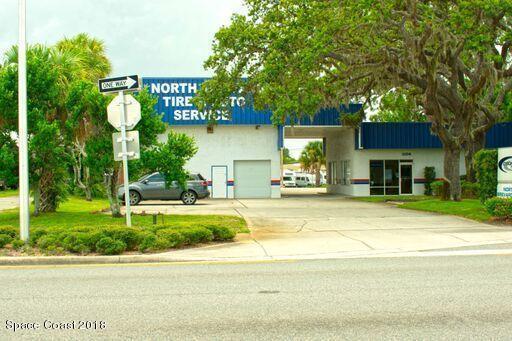 1004 S Washington Avenue, Titusville, FL 32780 (MLS #803379) :: Pamela Myers Realty