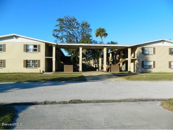 140 Minna Lane #213, Merritt Island, FL 32953 (MLS #745239) :: Pamela Myers Realty