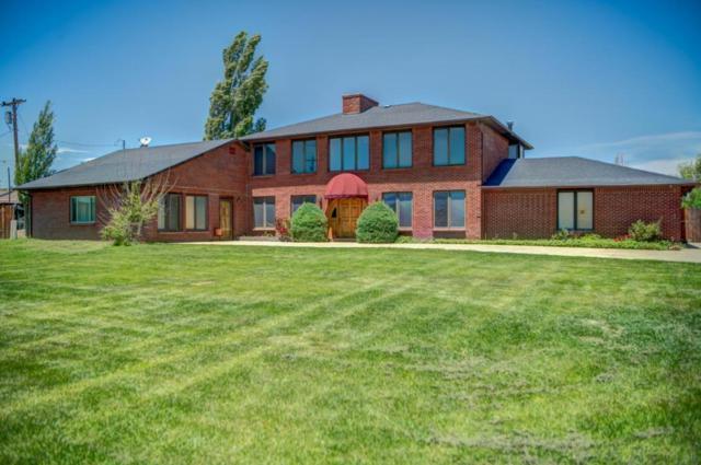 333 Stout Ave, Walsenburg, CO 81089 (MLS #17-602) :: Sarah Manshel of Southern Colorado Realty