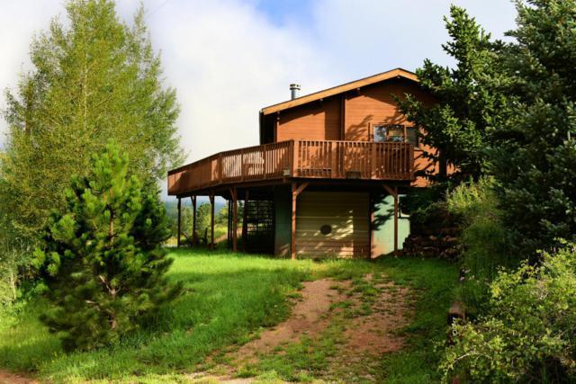 550 Ponderosa Rd, Cuchara, CO 81055 (MLS #17-893) :: Sarah Manshel of Southern Colorado Realty