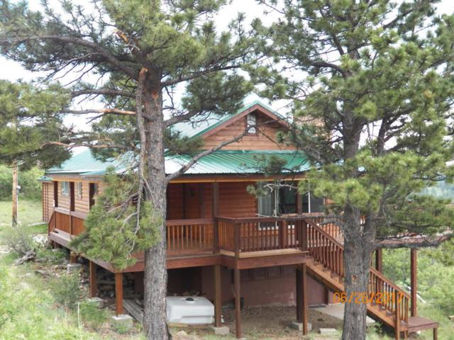 23715 Windy Ridge Drive, Aguilar, CO 81020 (MLS #17-904) :: Sarah Manshel of Southern Colorado Realty