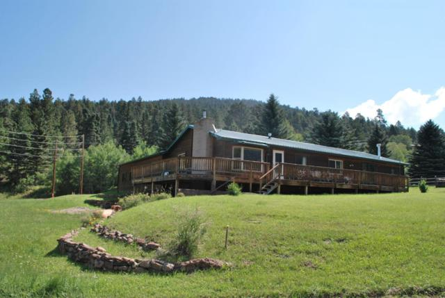 391 Ponderosa Rd, Cuchara, CO 81055 (MLS #17-968) :: Big Frontier Group of Bachman & Associates