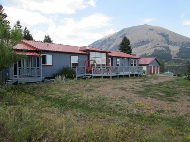 5340 Highway 160, LaVeta, CO 81055 (MLS #17-988) :: Sarah Manshel of Southern Colorado Realty