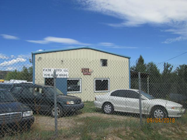 1503 E Main St, Trinidad, CO 81082 (MLS #18-1038) :: Sarah Manshel of Southern Colorado Realty