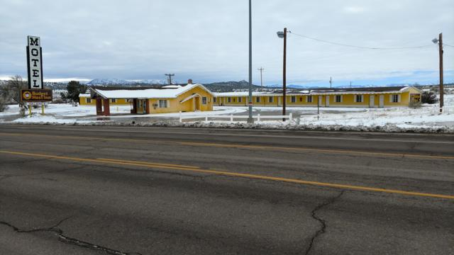 553 Us Hwys. 85-87, Walsenburg, CO 81089 (MLS #18-1220) :: Sarah Manshel of Southern Colorado Realty