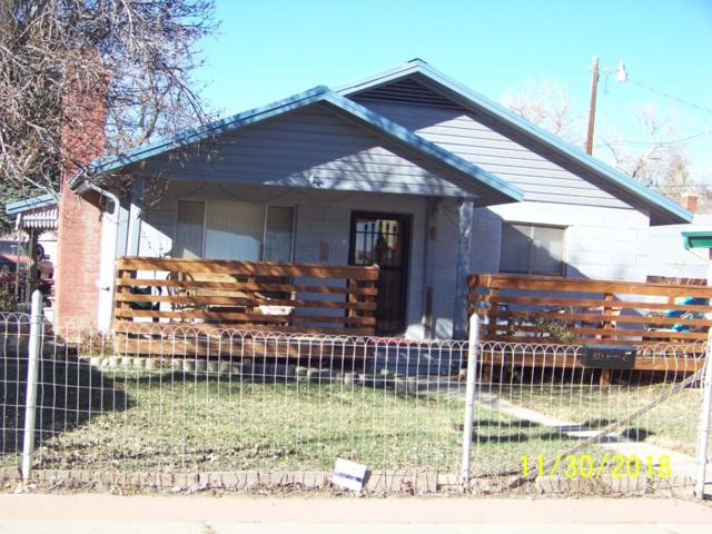 315 State St, Trinidad, CO 81082 (MLS #18-1263) :: Big Frontier Group of Southern Colorado Realty
