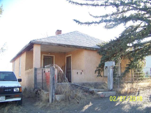 1142 Smith Ave, Trinidad, CO 81082 (MLS #18-168) :: Sarah Manshel of Southern Colorado Realty