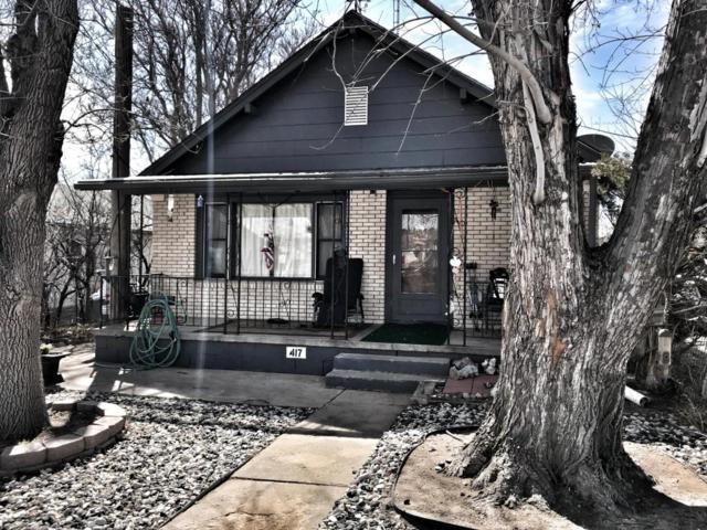 417 E 6th Street, Walsenburg, CO 81089 (MLS #18-384) :: Sarah Manshel of Southern Colorado Realty