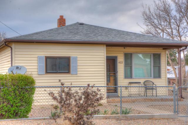 422 W Pinon St, Walsenburg, CO 81089 (MLS #18-435) :: Sarah Manshel of Southern Colorado Realty
