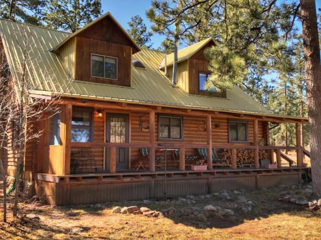6881 Highway 12, Stonewall, CO 81091 (MLS #18-517) :: Sarah Manshel of Southern Colorado Realty