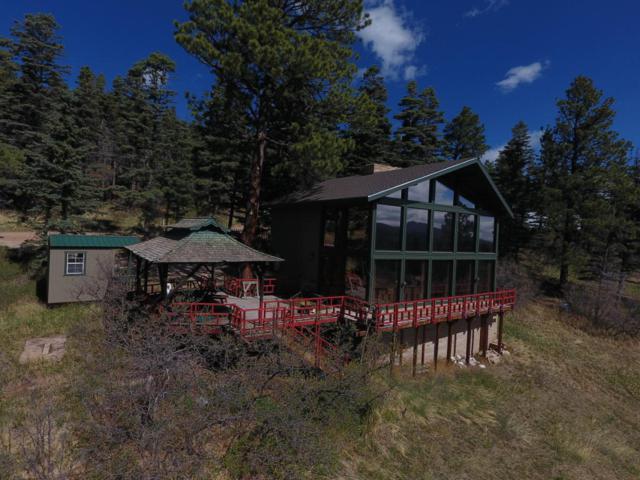 286 Black Bear Rd, Cuchara, CO 81055 (MLS #18-601) :: Sarah Manshel of Southern Colorado Realty