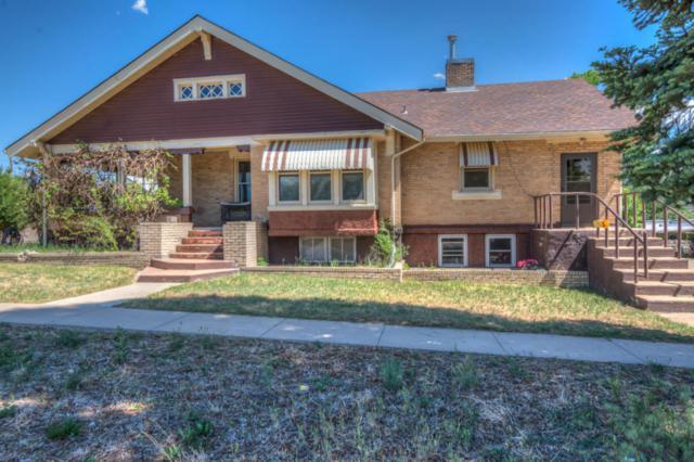 225 Walsen Ave, Walsenburg, CO 81089 (MLS #18-608) :: Sarah Manshel of Southern Colorado Realty